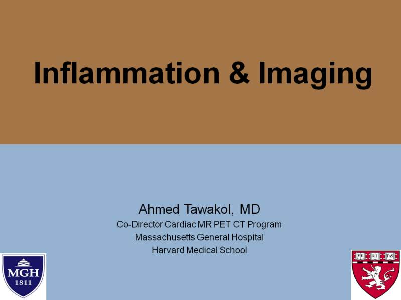 Inflammation & Imaging - PACE-CME