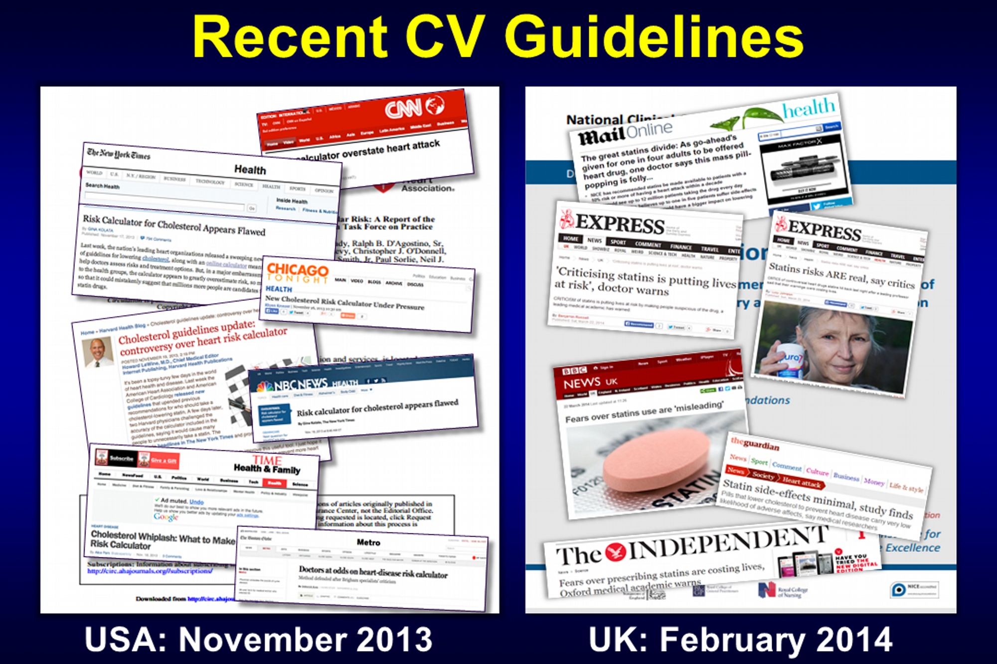 slides  applying latest insights in cv risk in clinical practice  a practical model