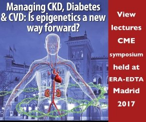 Managing CKD, Diabetes & CVD: Is epigenetics a new way forward?