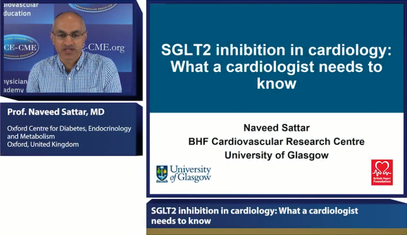 Slides: SGLT2 inhibition in cardiology: What a cardiologist needs to know