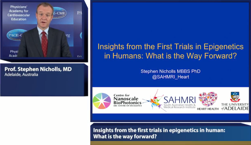 Slides: Insights from the first trials in epigenetics in human: What is the way forward?
