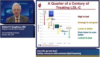 Dr. Robert Giugliano summarizes what we have learned over the past decades about the effectiveness and safety of reducing LDL-c to very low values.