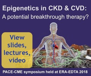 Epigenetics in CKD & CVD: A potential breakthrough therapy?