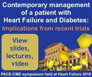 Contemporary management of a patient with heart failure and diabetes: Implications from recent trials