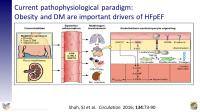 Slides: Diabetes & Obesity in HFpEF: New targets in heart