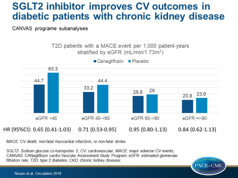 sglt2 inhibitor improves cv and renal outcomes in diabetic