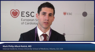Dr Allard-Ratick shares the surprising result that HDL-C levels >60 mg/dl (1.5 mmol/L) were associated with a nearly two-fold increase in the risk of CV death or MI in adults with CV disease.
