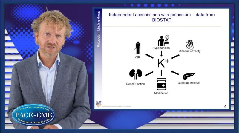 Managing Potassium To Optimize Therapy In Heart Failure