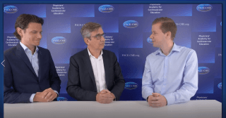 Prof. dr. Pieter Vandervoort, Jean-Paul Vendeville and Gijs Berkelmans discuss how digital health can help us screening for atrial fibrillation in general population by using a smartphone.
