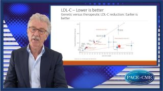 Prof. Kastelein discusses whether LDL-c eradication makes more sense than LDL-c lowering, based on the latest scientific insights.