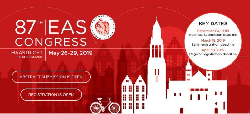 Contribute to the 87th EAS congress: deadline abstract submission postponed