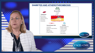 Prof. Lina Badimon discusses several lines of evidence on the beneficial effects of novel antidiabetic therapeutic strategies that affect multiple body systems in addition to glucose metabolism.