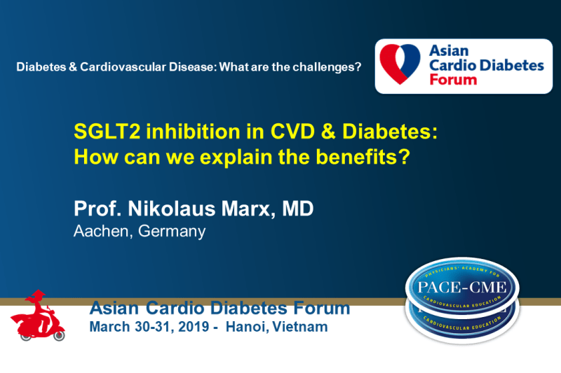 Slides: SGLT2 inhibition in CVD & Diabetes: How can we explain the benefits?
