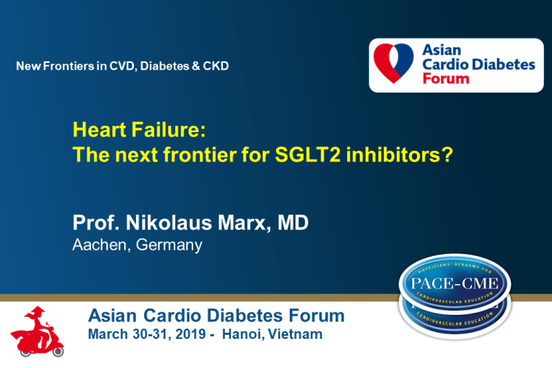 Slides: Heart Failure: The next frontier for SGLT2 inhibitors?