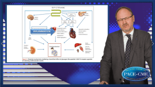 Prof. Jacob discusses the shift in management of diabetes based on CVOTs and explains underlying mechanisms of benefits with GLP-1RAs in diabetic patients.