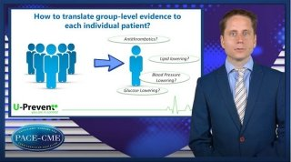 The new, interactive online tool U-Prevent helps to translate trial data to information relevant to the individual patient: which treatment gives the greatest health benefits?