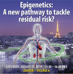 Epigenetics: A new pathway to tackle residual risk?