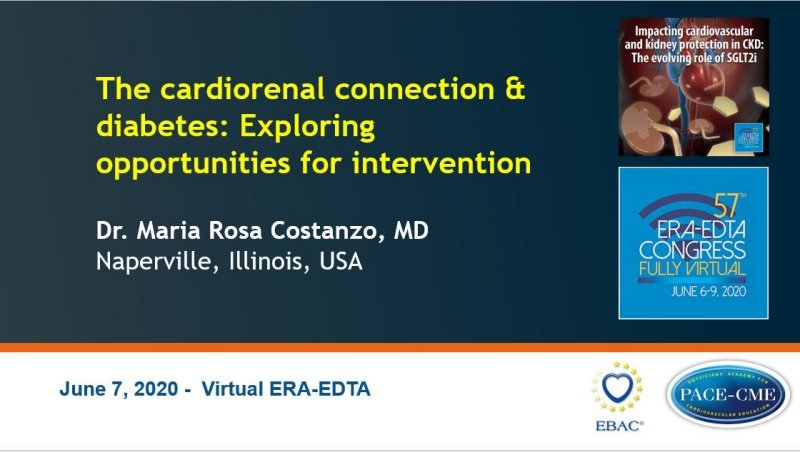 Slides: The cardiorenal connection & diabetes: Exploring opportunities for intervention