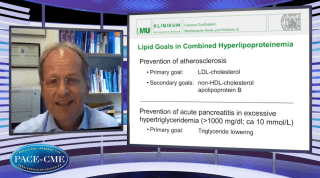 Prof. Klaus Parhofer discusses the role of hypertriglyceridemia in the setting of residual risk.