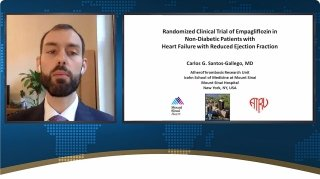 What is the mechanism of action resulting in benefit with SGLT2i? Carlos Santos-Gallego discusses the results of the EMPA-TROPISM trial that shows reverse LV remodeling by empagliflozin in non-diabetic HFrEF.