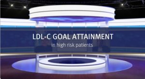 LDL-c goal attainment in high risk patients