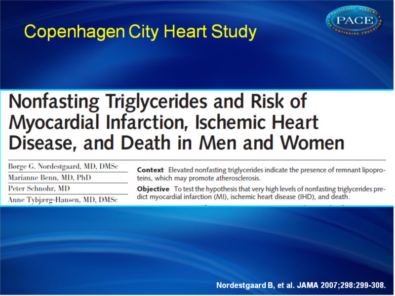 Copenhagen City Heart Study « Heart Attack Prevention