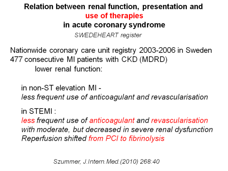 relationship between anemia and renal failure