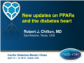 New updates on PPARs and the diabetes heart Dr Chilton.pdf (11,7MB)